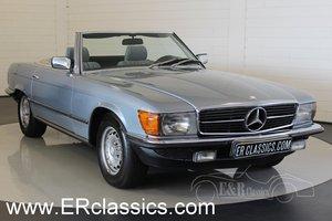 Mercedes-Benz SL 280 1983 European version, beautiful  For Sale