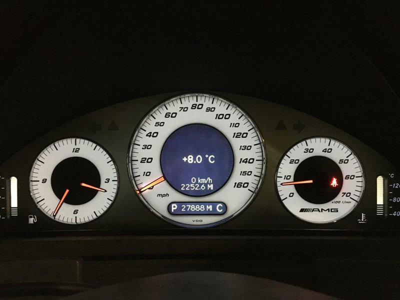2003 Mercedes CLK 55 AMG Auto For Sale by Auction 23rd February SOLD by Auction (picture 6 of 6)