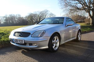 Mercedes SLK 320 V6 2000 - To be auctioned 26-04-19 For Sale by Auction