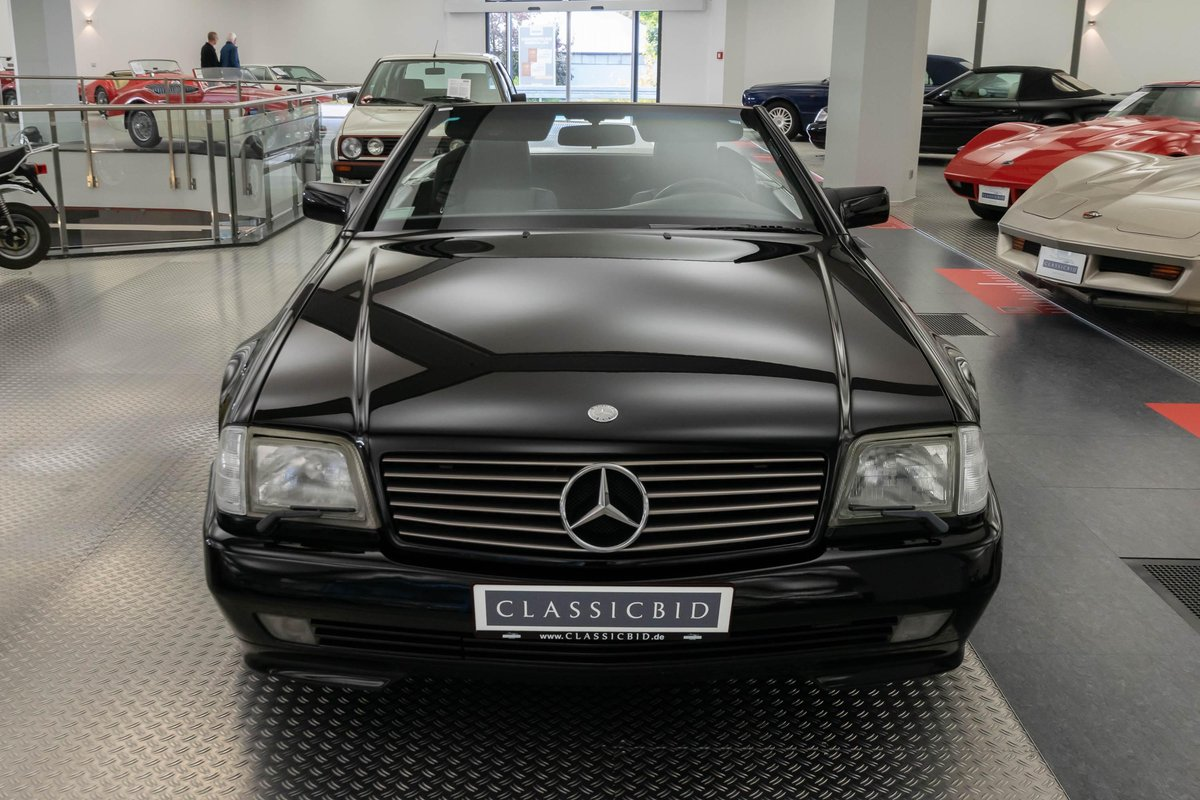 1991 Mercedes 300 SL-24 (R129)  For Sale (picture 3 of 6)