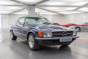 1980 Mercedes 280 SLC *9 march* RETRO CLASSICS
