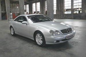 2000 Mercedes CL 500 *9 march* RETRO CLASSICS  SOLD by Auction