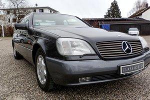 1994 Mercedes S 500 Coupé *9 march* RETRO CLASSICS  SOLD by Auction