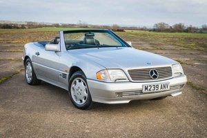 1994 Mercedes-Benz R129 SL600 - 92K Miles - FSH + Major Service SOLD