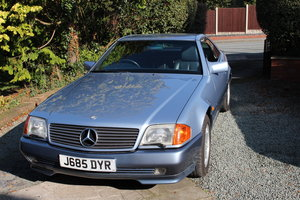 1991 R129 500SL, 42k miles, Superb Condition For Sale