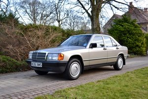 1985 Mercedes Benz 190E *9k Miles, Unrepeatable*