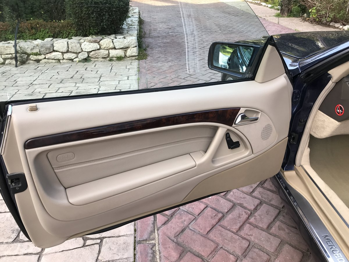 Mercedes sl 320 amg facelift 1996 For Sale (picture 6 of 6)
