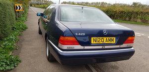1995 420 SEL  Long wheel base  For Sale