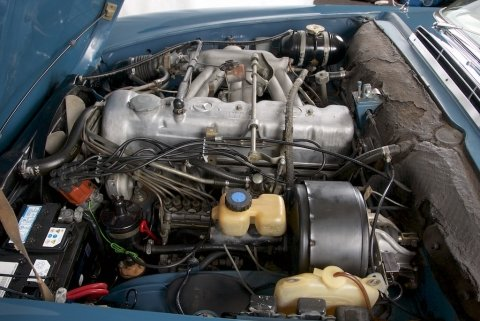 1967  Mercedes 250 SL = Pagoda Convertible Auto low miles $59.5k For Sale (picture 4 of 6)