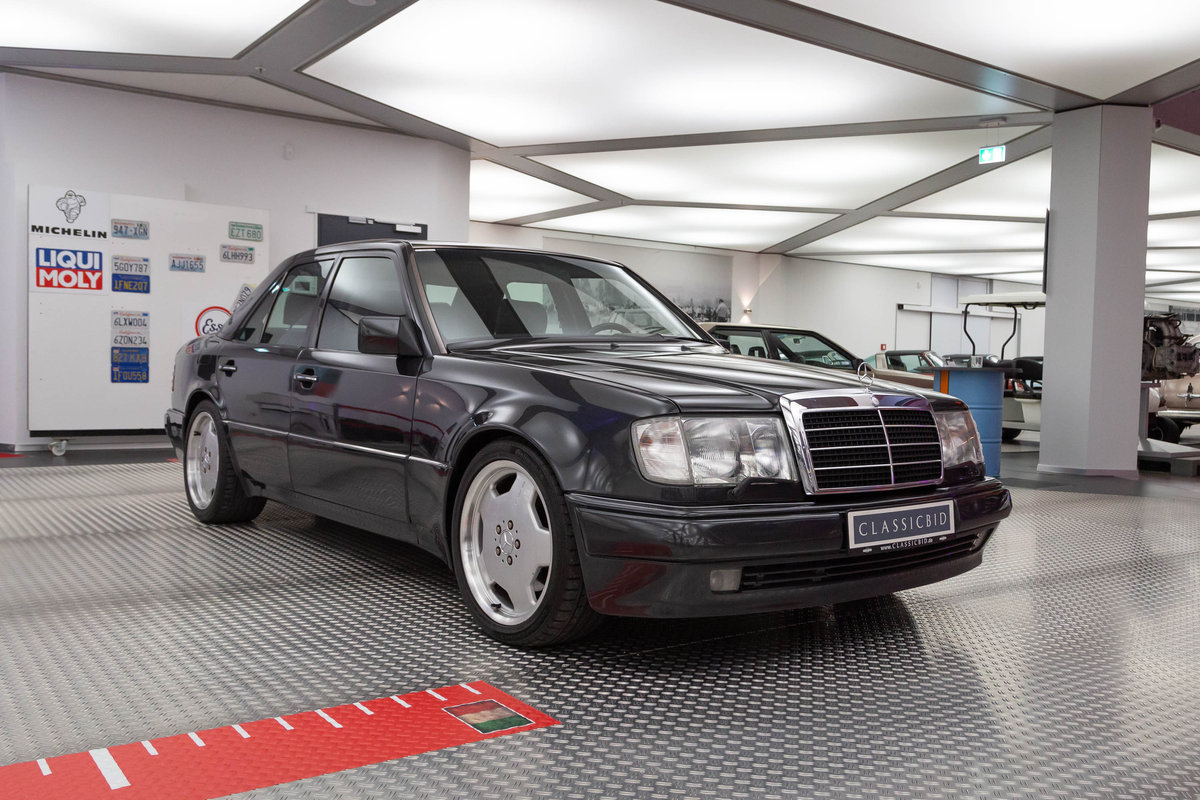 1992 Mercedes 500 E , W124  For Sale (picture 1 of 6)