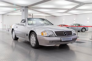 1995 Mercedes 500 SL (R129) *9 march* RETRO CLASSICS  SOLD by Auction