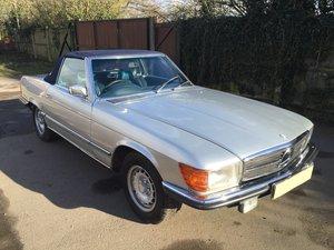 1973 mereceds 450 sl For Sale