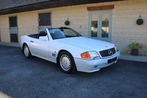 1990 MERCEDES SL 300 - 27,000 MILES For Sale