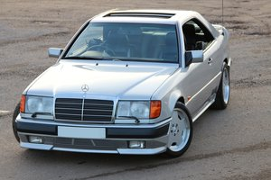 1993 Mercedes - Pre-Merger AMG 320CE W124 For Sale