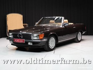 1987 Mercedes-Benz 500SL R107 '87 For Sale