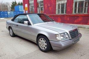 1993 Mercedes 300 CE-24 Cabrio  SOLD