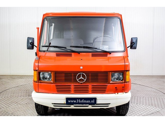 1982 Mercedes-Benz 308 Firetruck LPG For Sale (picture 3 of 6)
