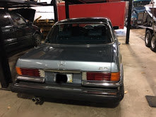 1979 Mercedes 450SEL 6.9 = Blue driver 116k miles  $29k For Sale (picture 1 of 6)