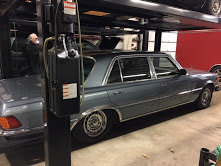 1979 Mercedes 450SEL 6.9 = Blue driver 116k miles  $21.8k For Sale (picture 3 of 6)