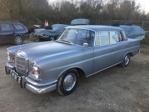 1963 Mercedes 220S For Sale