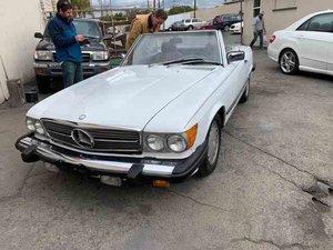 1987 Mercedes 560sl = Roadster New Top 65k miles $21.9k For Sale