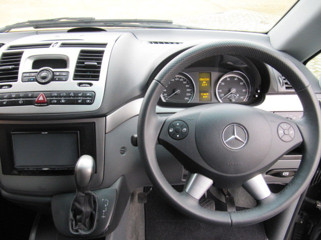 2007 MERCEDES-BENZ VIANO V350 3.7 TWIN POWER DOORS * FRESH IMPORT For Sale (picture 6 of 6)