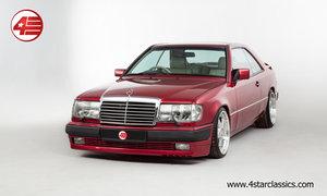 1992 Mercedes W124 300CE-24 Carat Duchatelet For Sale