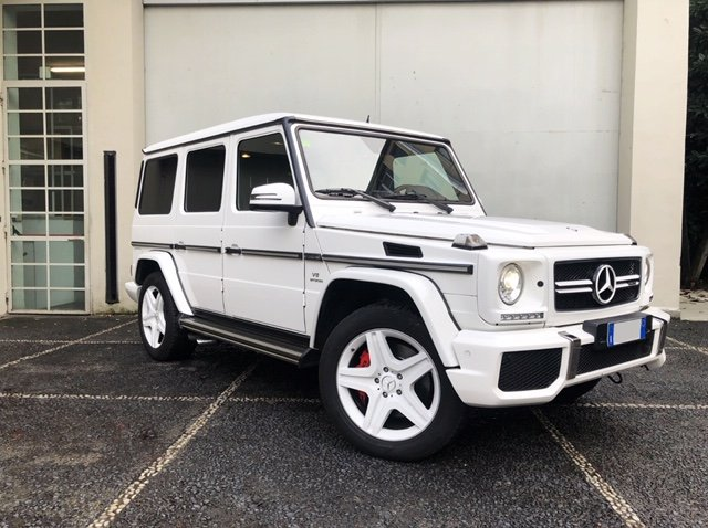 2015 Mercedes-Benz G 63 AMG For Sale (picture 1 of 6)