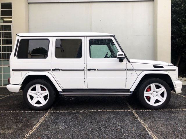 2015 Mercedes-Benz G 63 AMG For Sale (picture 2 of 6)