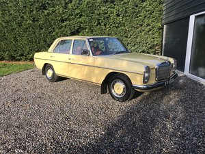 Picture of Beautiful Mercedes W115 200E For Sale SOLD