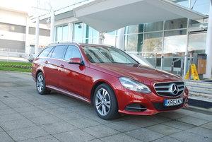 2014 Mercedes E220 CDI Estate Low Miles For Sale