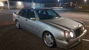 1998 Fantastic condition AMG Merc.. For Sale