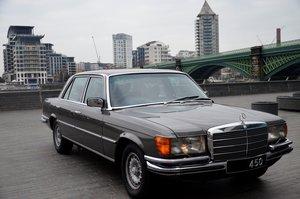 1979 Mercedes 450SEL 6.9 W116