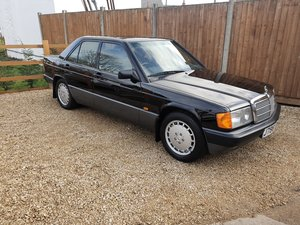 1991 Mercedes-Benz 190  For Sale