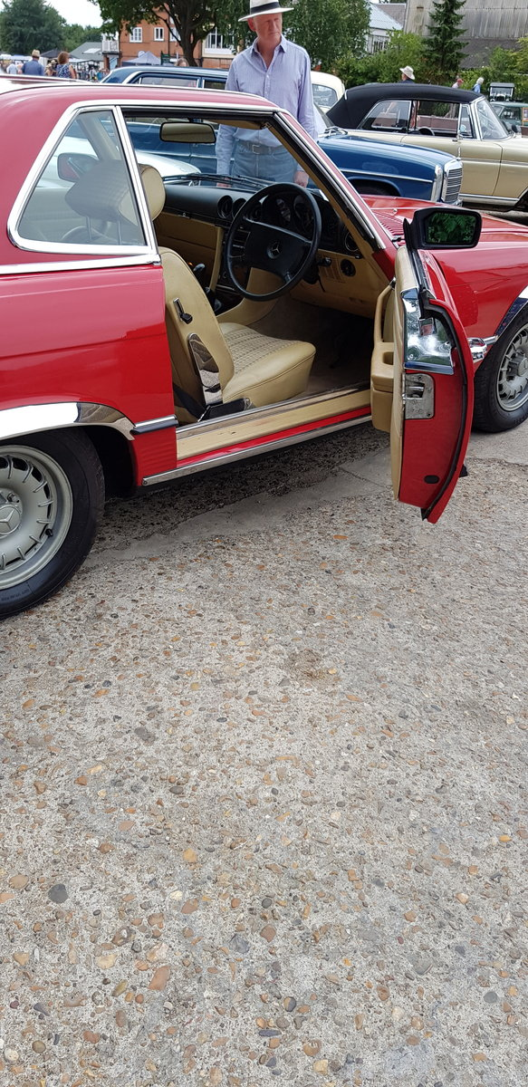 1980  350SL Hard and soft top  For Sale (picture 3 of 6)