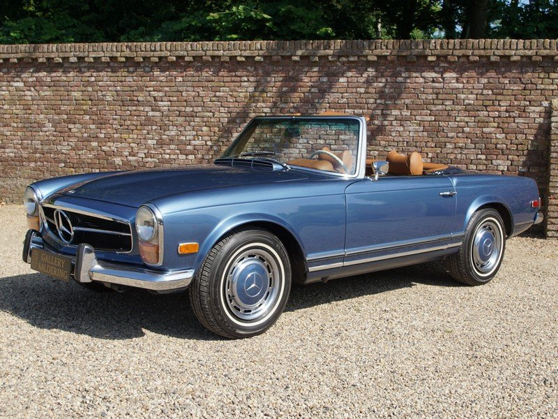 1971 Mercedes Benz 280SL Pagode fully restored condition! For Sale (picture 1 of 6)