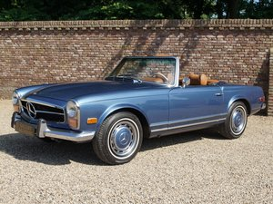 1971 Mercedes Benz 280SL Pagode fully restored condition!