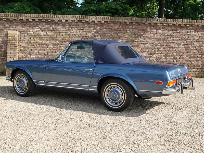 1971 Mercedes Benz 280SL Pagode fully restored condition! For Sale (picture 2 of 6)
