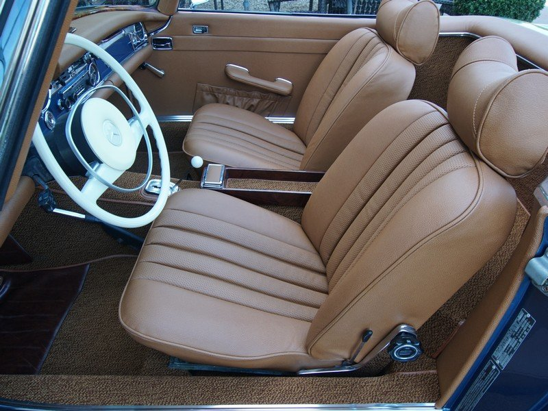 1971 Mercedes Benz 280SL Pagode fully restored condition! For Sale (picture 3 of 6)