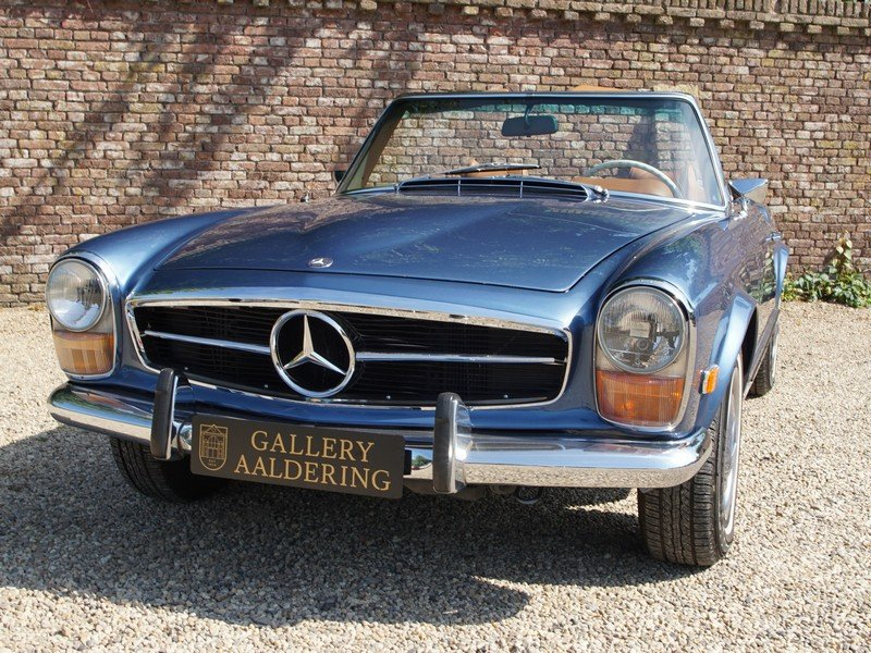 1971 Mercedes Benz 280SL Pagode fully restored condition! For Sale (picture 5 of 6)