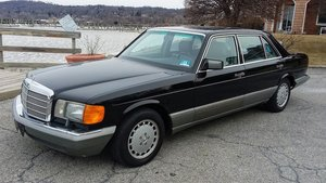 1987 34,000 mile 420SEL For Sale