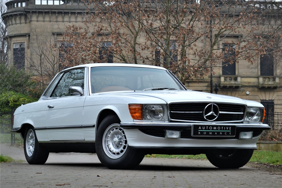 C107 1973 Mercedes-Benz 350SLC  For Sale (picture 1 of 6)