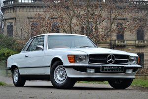C107 1973 Mercedes-Benz 350SLC  For Sale