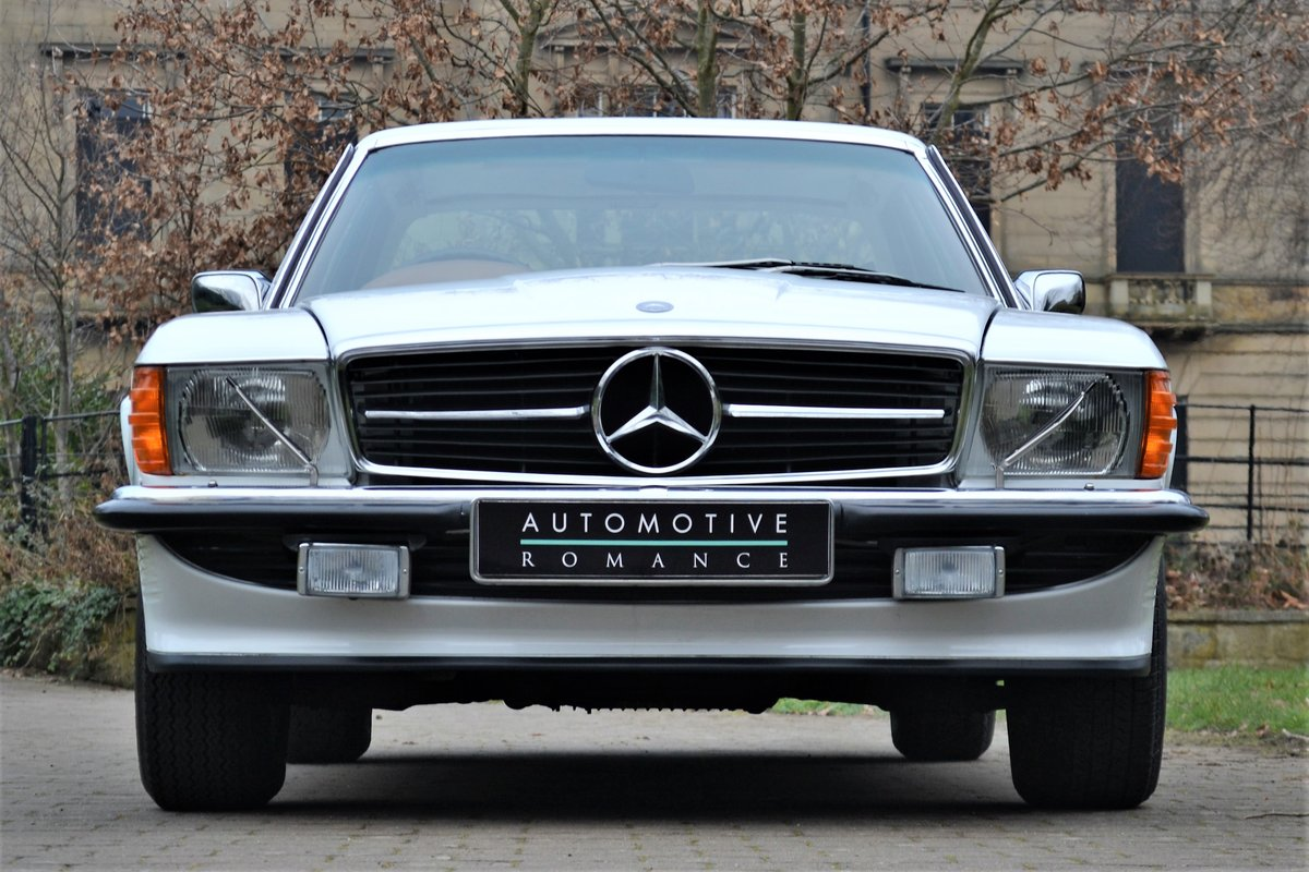 C107 1973 Mercedes-Benz 350SLC  For Sale (picture 2 of 6)