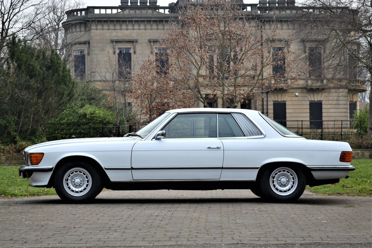 C107 1973 Mercedes-Benz 350SLC  For Sale (picture 3 of 6)