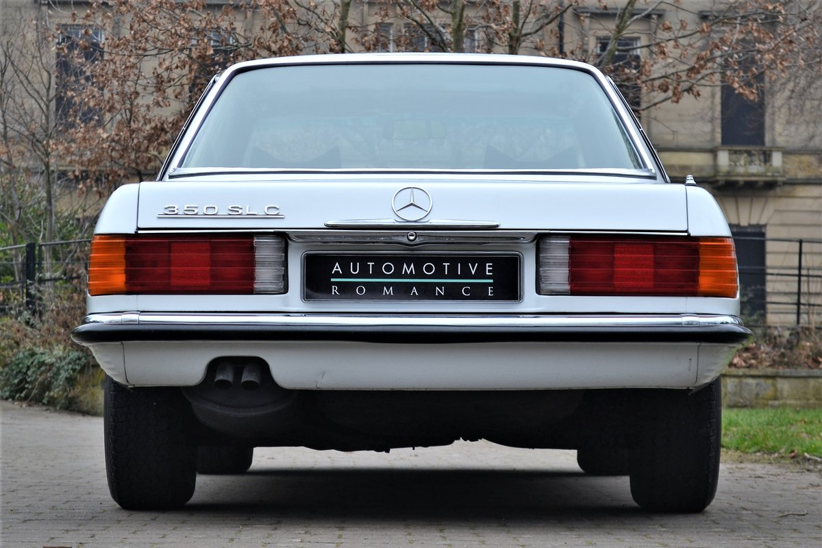 C107 1973 Mercedes-Benz 350SLC  For Sale (picture 5 of 6)