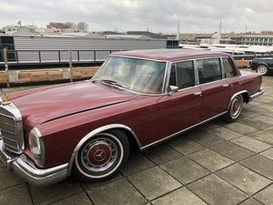 Mercedes-Benz 600 Pullman (1970) For Sale