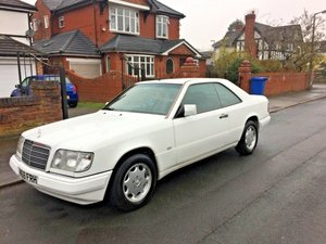 1994 Mercedes E220 coupe ( w124 ) lovely low milage For Sale