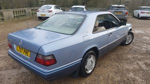 1993 mercedes W124 e220 coupe facelift low miles For Sale