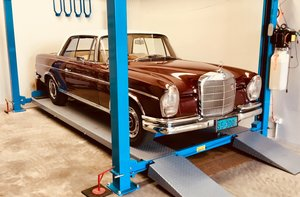 1965 300SE W112 coupe For Sale